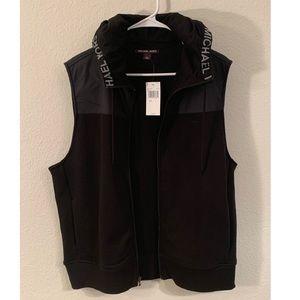 Michael Kor's Black Men's Vest